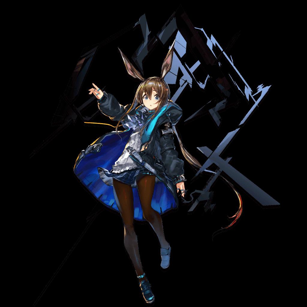 Amiya | Arknights Wiki - GamePress