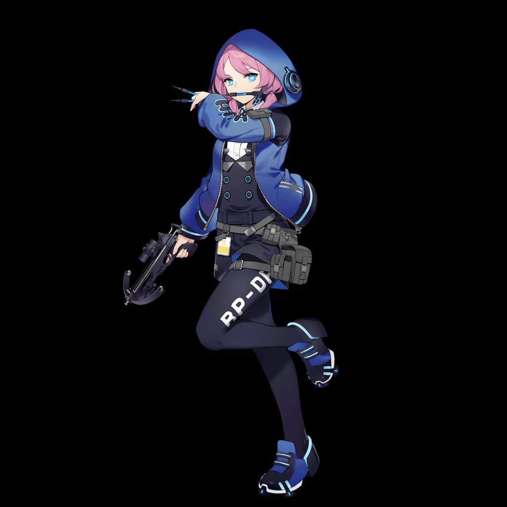 Blue Poison Arknights Wiki Gamepress