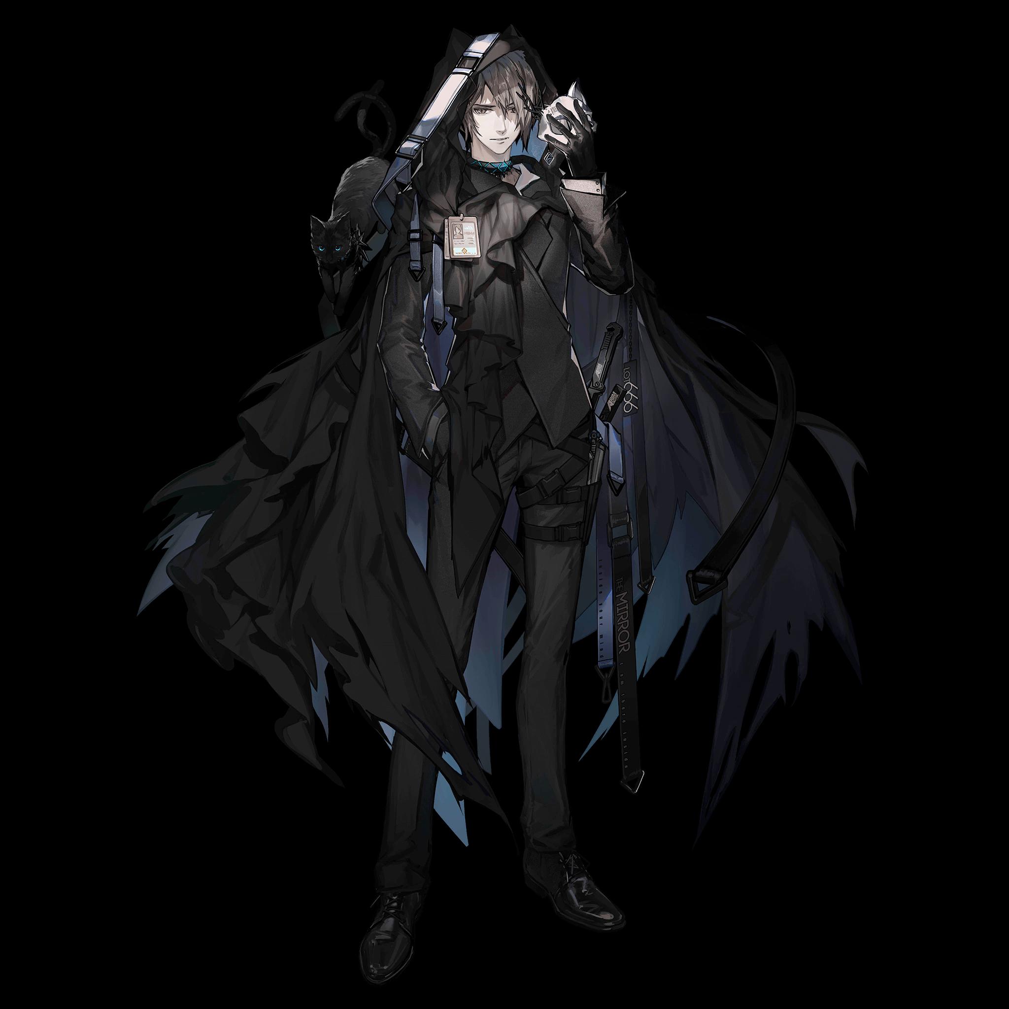 Phantom | Arknights Wiki - GamePress