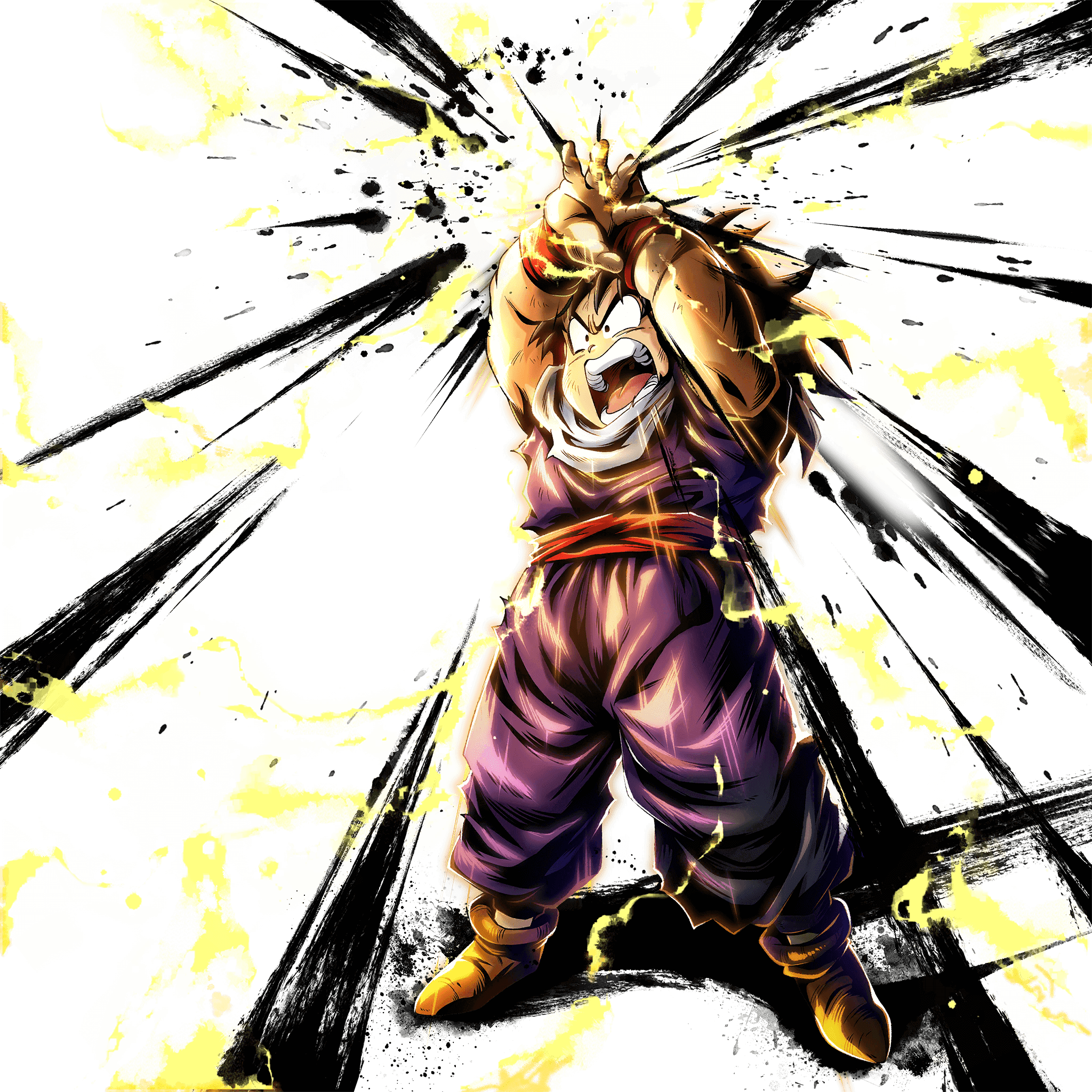 SP Kid Gohan (Yellow) | Dragon Ball Legends GamePress