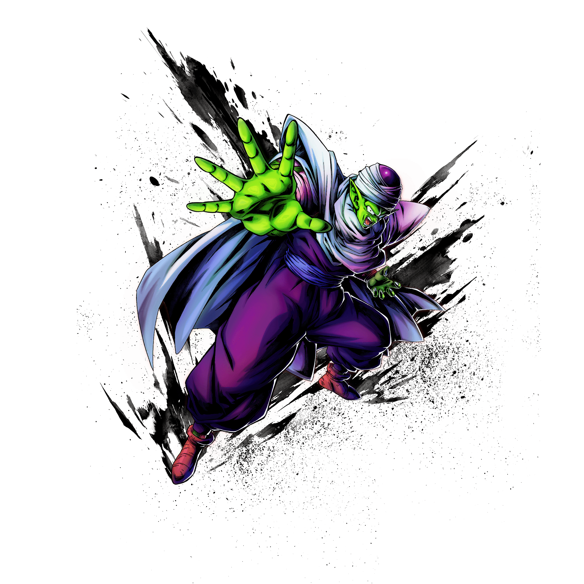HE Fused With Nail Piccolo (Red)