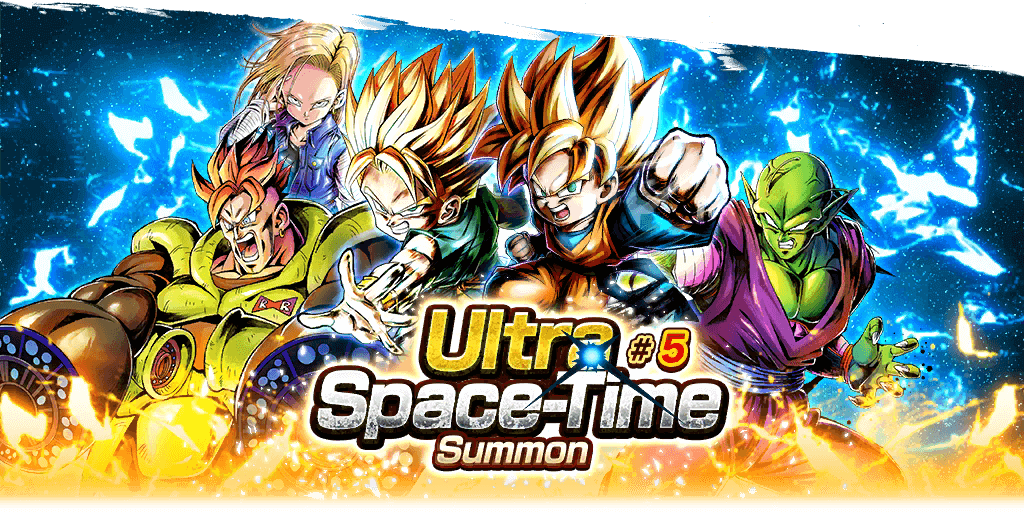 Ultra Space-Time Summon #5