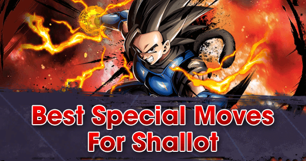 Best Special Moves For Shallot | Dragon Ball Legends Wiki - GamePress