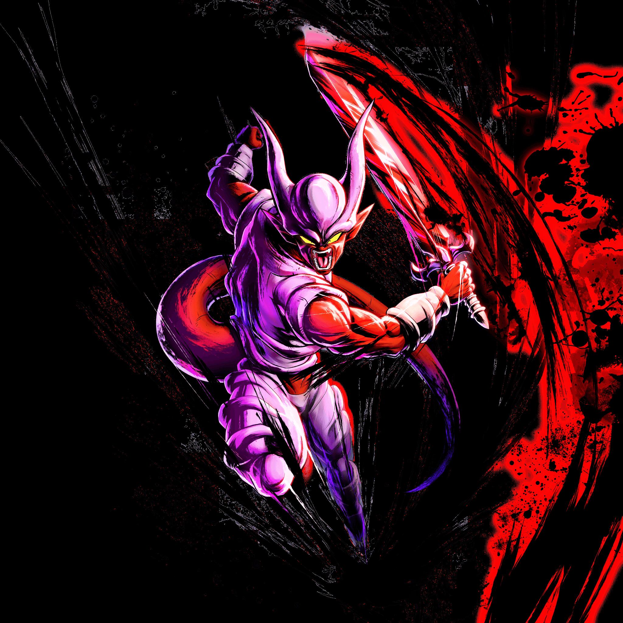 SP Super Janemba (Purple) | Dragon Ball Legends Wiki ... Dragon Ball Z Characters Goku Drawing