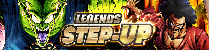 New Summon Event: LEGENDS STEP-UP