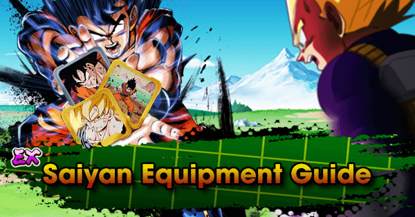 extreme saiyan equipment guide
