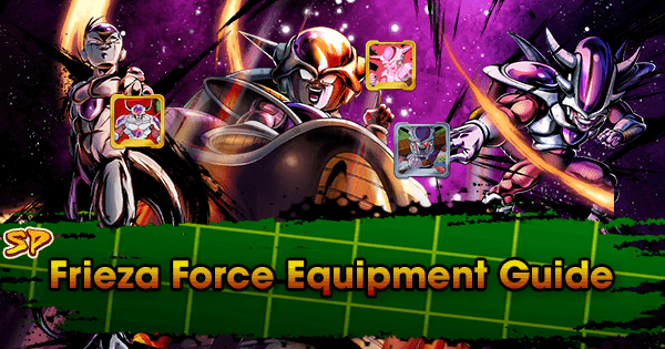 sparkling frieza force equipment guide
