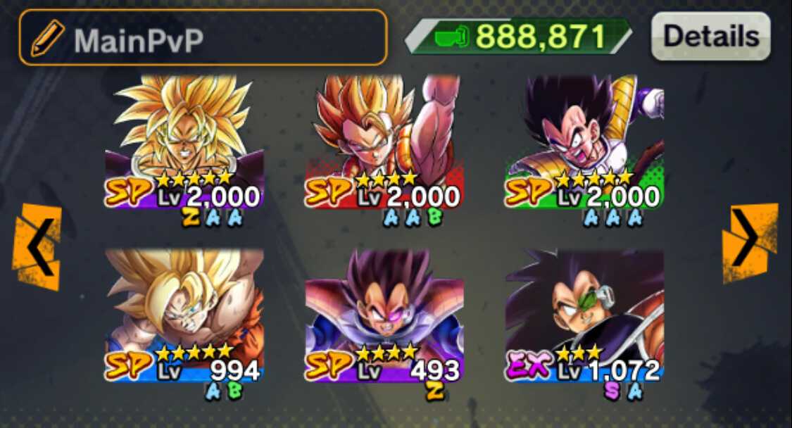 Can anyone give me some team suggestions? | Dragon Ball