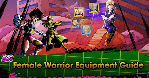 extreme female warrior equipment guide