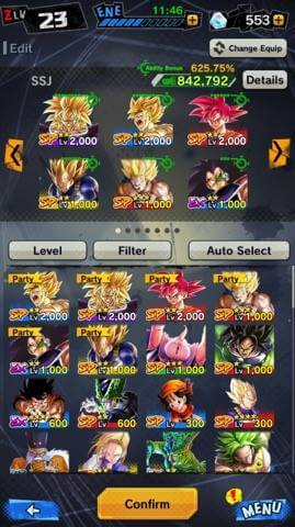 Best Pvp Team With My Units Dragon Ball Legends Wiki