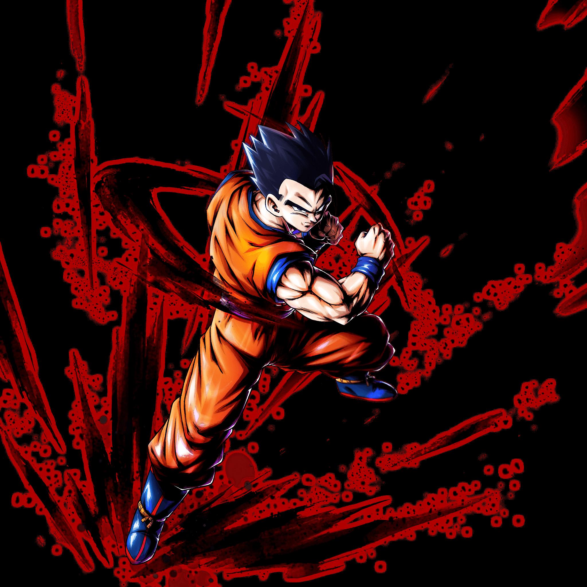 SP Ultimate Gohan (Green)   Dragon Ball Legends Wiki - GamePress