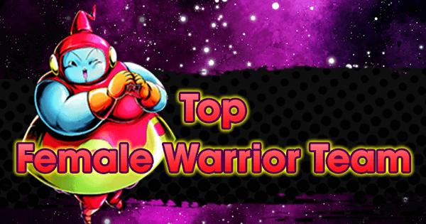 Top Tag Teams | Dragon Ball Legends Wiki - GamePress