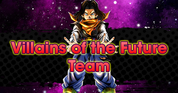 Villains of the Future Team