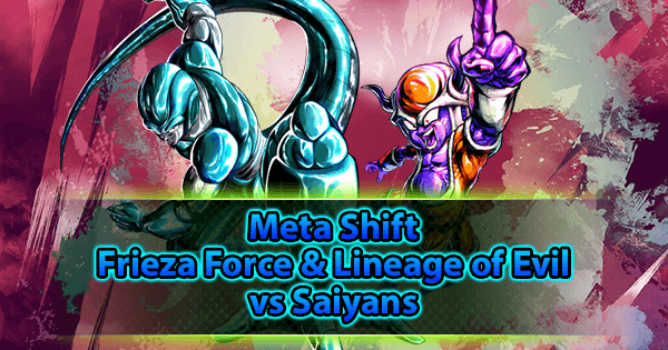 Meta Shift: Frieza Force and Lineage of Evil vs Saiyans