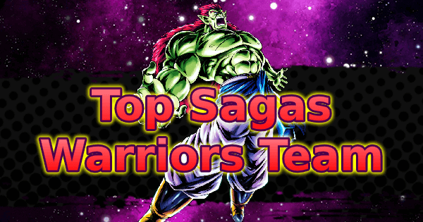 Top Sagas Warrior Team