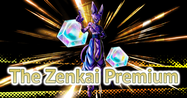 The Zenkai Premium