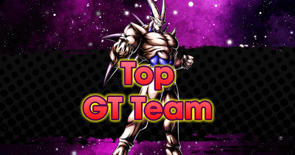 Top GT Team Guide Banner Header