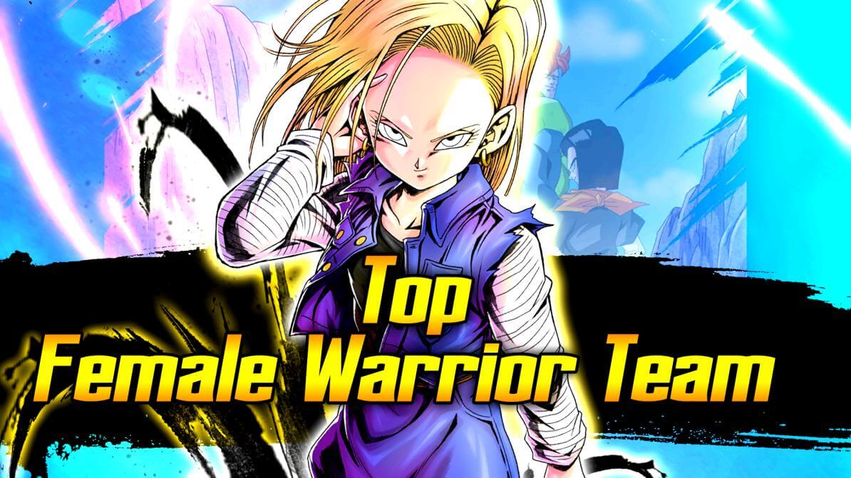Top Female Warrior Team