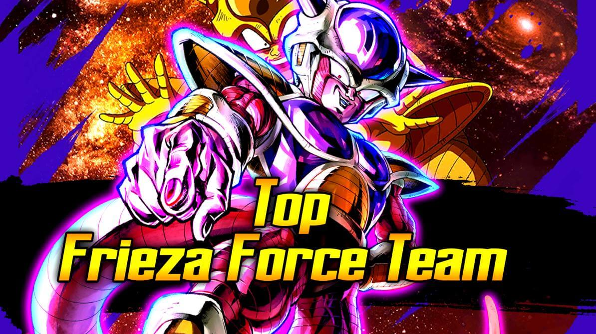 Top Frieza Force Team