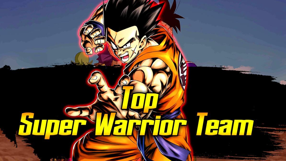 Top Super Warriors Team