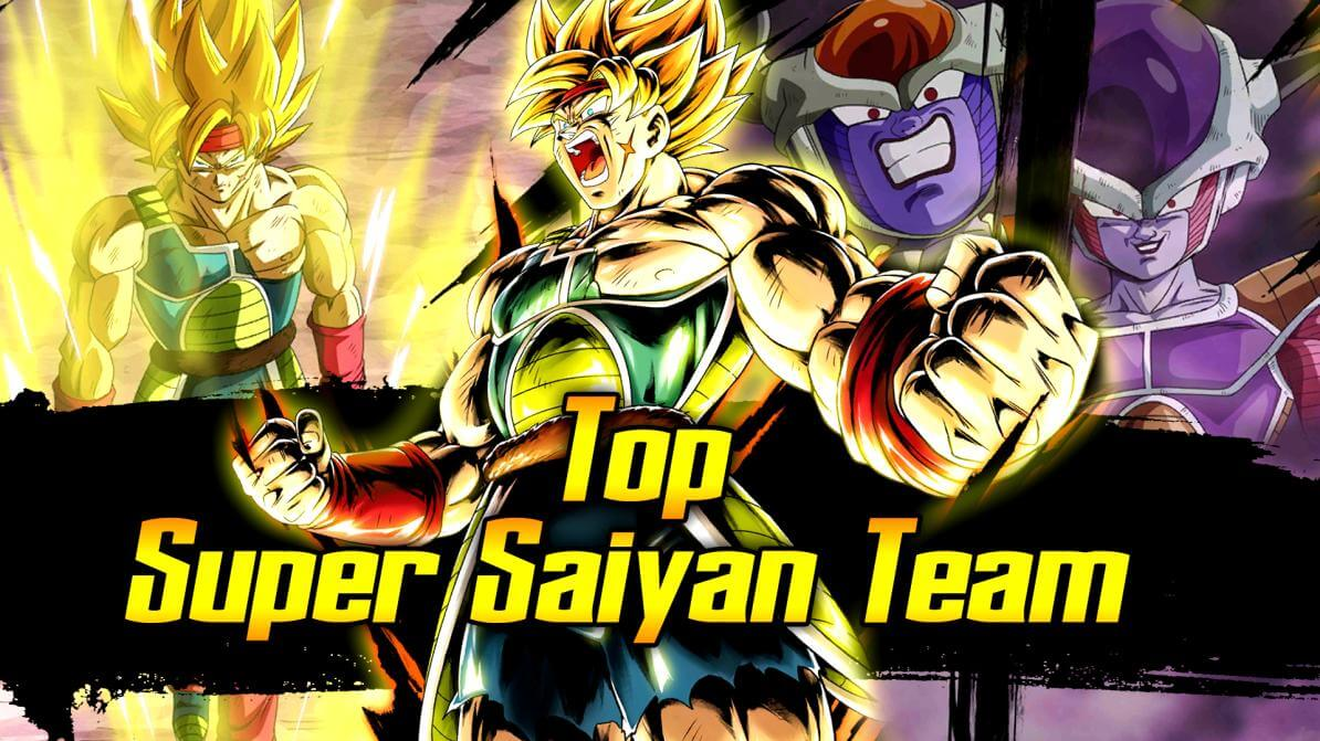 Top Super Saiyan Team