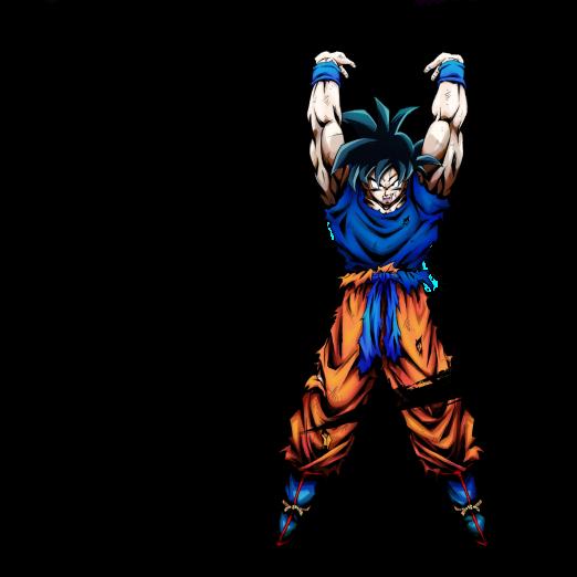 sp goku blue dragon ball legends gamepress
