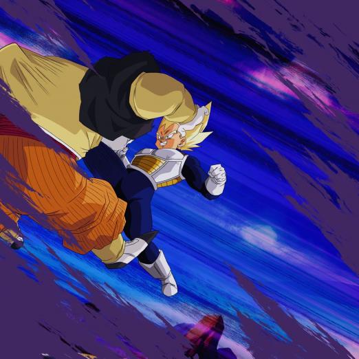 Sp Super Saiyan Vegeta Red Dragon Ball Legends Wiki Gamepress