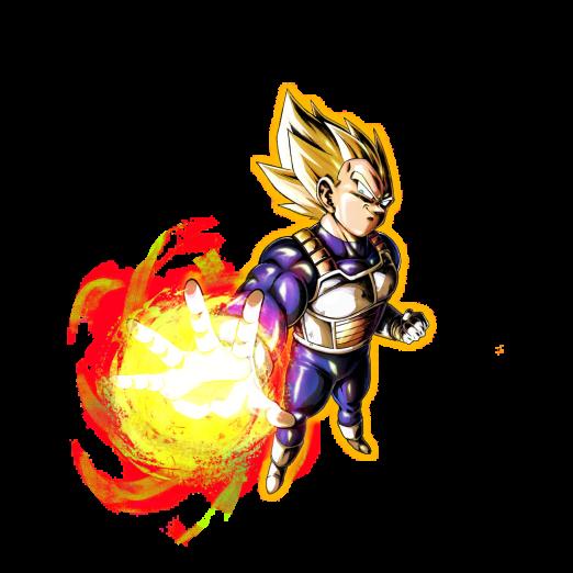 SP Super Saiyan Vegeta (Red) | Dragon Ball Legends GamePress