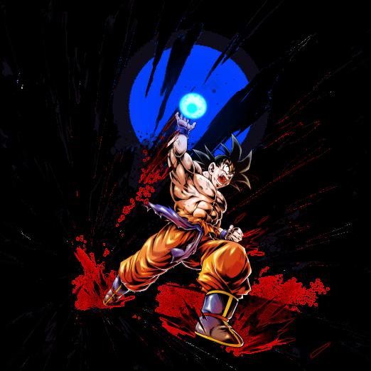 SP Goku (Purple) | Dragon Ball Legends Wiki - GamePress