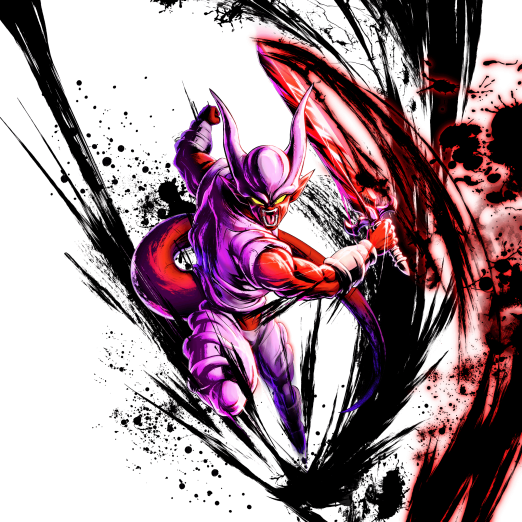 SP Super Janemba (Purple)   Dragon Ball Legends Wiki - GamePress