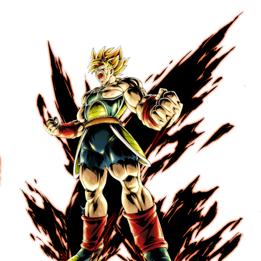 SP Super Saiyan Bardock (Blue)