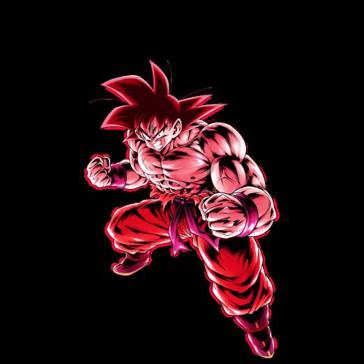 Sp Kaioken Goku Blue Dragon Ball Legends Wiki Gamepress