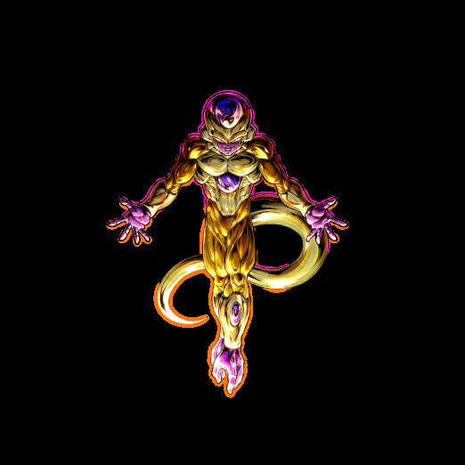 dragon ball frieza gold
