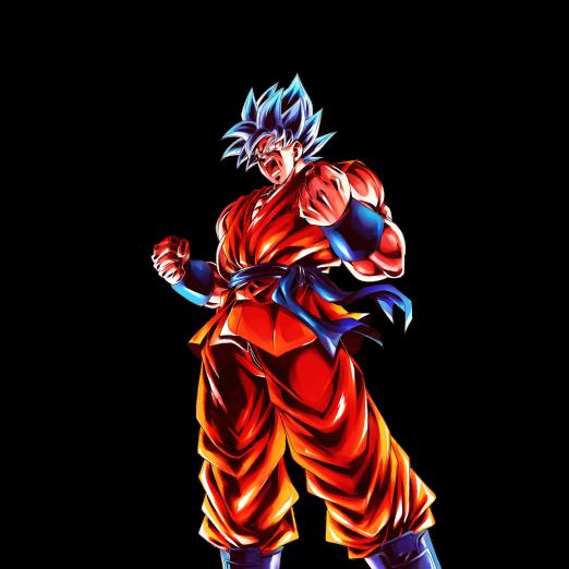 Sp Super Saiyan God Super Saiyan Goku Yellow Dragon Ball