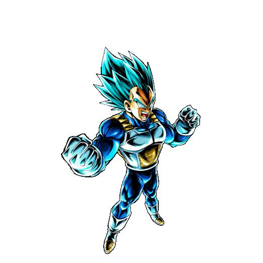 Image result for ss god ss vegeta db legends