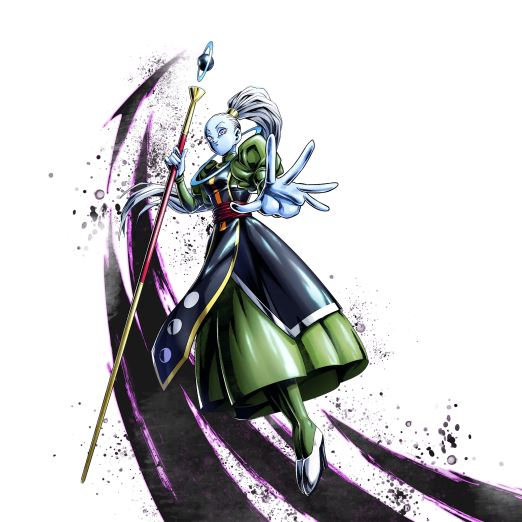 Sp Vados Green Dragon Ball Legends Wiki Gamepress She is a daughter of the grand minister and the elder sister of whis. sp vados green dragon ball legends