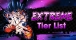 EX Tier List