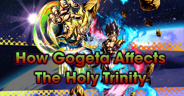 How Gogeta Affects the Holy Trinity