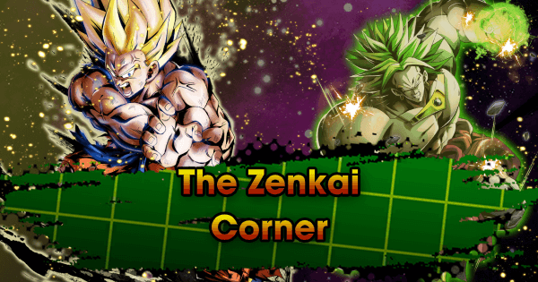 the zenkai corner
