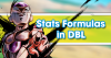 Stats Formulas in Dragonball Legends