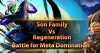 Son Family VS Regeneration