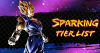 Sparking Tier List