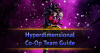 Hyperdimensional Co-Op Team Guide VS: SSJ4 Goku