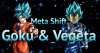 Meta Shift: SSB Goku & SSB Vegeta