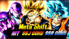 Meta Shift: SSB Goku, Hit and SSJ Goku