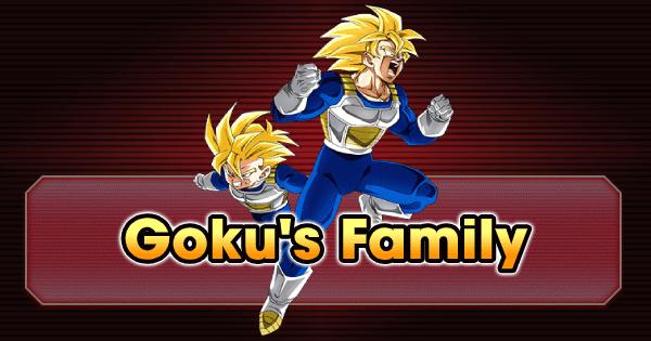 F2p Goku S Family Team Guide Dbz Dokkan Battle Gamepress