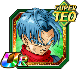 Resilient Will to Protect the Future - Trunks (Teen) (Future) Portrait