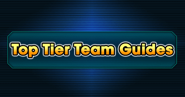 top tier team guides