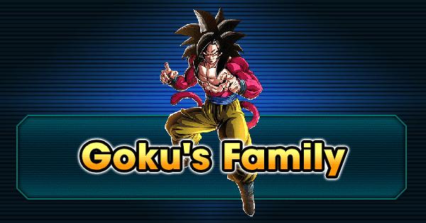 Top Tier Goku S Family Team Guide Dbz Dokkan Battle Gamepress