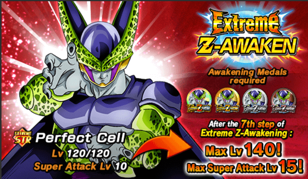 Extreme Z Battle Cell Guide